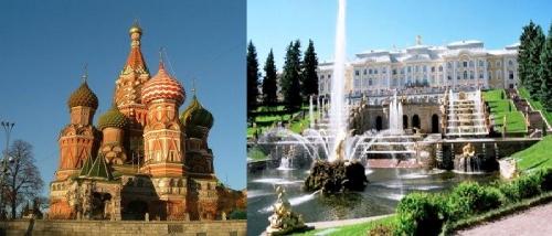 Rusia -  - Altagama Viajes
