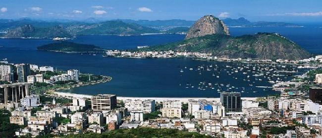 Brasil - Rio de Janeiro - Agosto a Diciembre
