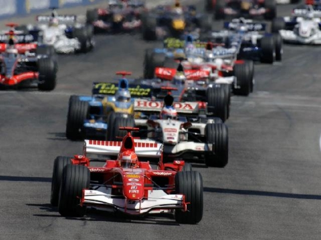Brasil - Formula 1 - 15 Noviembre