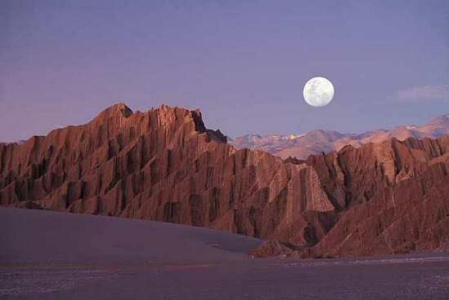 Argentina - San Juan & Valle de la Luna