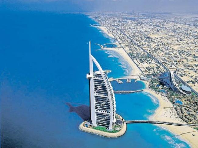 Dubai y Leyendas de Arabia - 21 Febrero