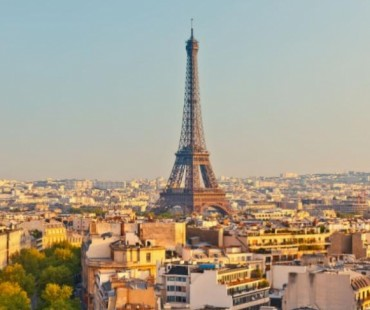 Europa - Roma, Alpes, Paris y Madrid -  12 Febrero